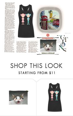 """""""everything will be fine"""" by snapmade ❤ liked on Polyvore"""