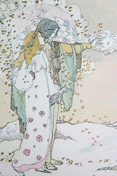 Love's Golden Dream - Seven Happy Days, 1913 (detail)