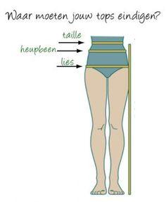 Waar jij op jouw lichaam met je kleding horizontale lijnen maakt is bijzonder belangrijk, want deze horizontale lijnen kunnen je lichaam voor het oog uit balans brengen. De zoom van je top is zo'n horizontale lijn. Je kunt met de …
