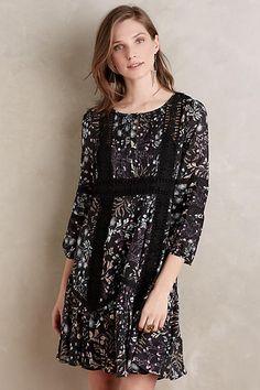 Lily Peasant Dress - anthropologie.com