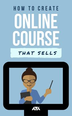 An Ultimate Guide on How to Create and Sell Online Courses from a 7 Figure Course Creator Computer Internet, Selling Online, Online Courses, The Creator, Create