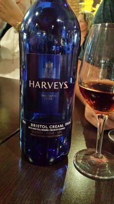 Harveys Bristol Cream  Xérès/Sherry  Pedro Ximenez 100%  Spain dessert wine