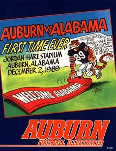 Last Football game for me as an Auburn Student!   Putting this on my Christmas wish list!
