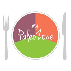 "Paleo + Zone = perfectly portioned meals. Finally, an easy way to grocery shop and meal plan while staying ""in the zone."" Here's to a healthy new year!"
