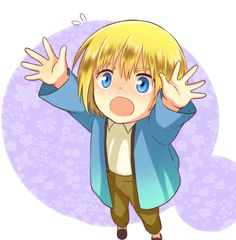 armin arlert (shingeki no kyojin) drawn by moxue qianxi - Danbooru Aot Armin, Mikasa, Fanfiction, Humanoid Creatures, Attack On Titan Funny, You Are Cute, Kawaii Anime, Chibi, Anime Art