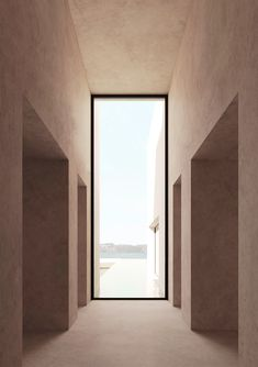 This is another minimal summer house by OOAA architects that it is located in Islas Baleares, España. They are well-known for their minimalistic approach. Minimal Architecture, Architecture Details, Interior Architecture, Minimalist Interior, Minimalist Design, Interior Minimalista, Minimal Home, Lounge, House Design