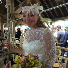 Bruidsbeurs | Jullie Feestje 2015 | Speksnijder Bruidsmode www.bruidscollectie.nl