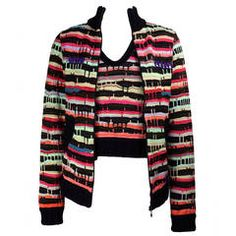 Christian Lacroix Bazaar Sweater Set