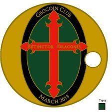 Pathtag #25689 - Geocoin Club March 2013
