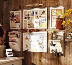 Workplace Organization, design, décor, interior, organization, workplace, workspace, ideas, diy