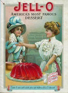 1800's Jello advertisement