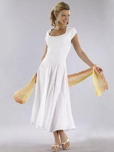 Waterfall Dress by Bryn Walker