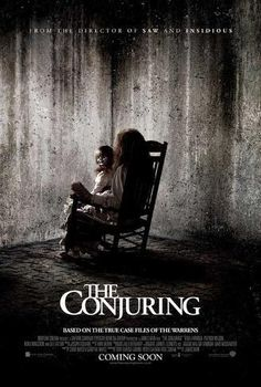 Poster: Poster: The Conjuring Movie Poster, 17x11in.