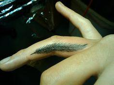 Finger Tattoos Designs