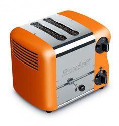 Rowlett Rutland Esprit 2 Slice Orange Toaster Red Kitchen Accessoriestoastersmall
