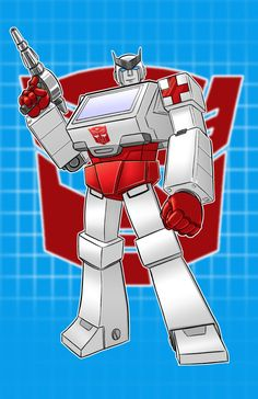 Ratchet Transformers by Thuddleston on DeviantArt