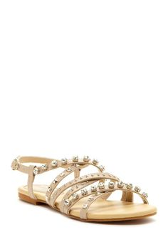 Want California casual chic style in your life? HauteLook has you covered. Beautiful Heels, Studded Sandals, Girl Swag, Casual Chic Style, Crazy Shoes, Wedding Jewelry, Fashion Shoes, Footwear, Elegant