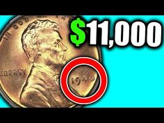 These are extremely rare wheat pennies worth money and the 1940 wheat penny value. We look at error pennies that are valuable. The 1940 penny with error or a. Valuable Pennies, Rare Pennies, Valuable Coins, Wheat Penny Value, Rare Coin Values, Penny Values, Old Coins Worth Money, Wheat Pennies, Error Coins
