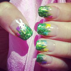 iivirulentii's spring tips! Show us your spring mani & you could be featured on our Pinterest and Instagram! Just use #SephoraSpring