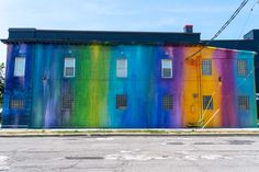 Cleveland Street Art Guide: The Best Murals in Cleveland Cleveland, Murals, Street Art, Wall Murals