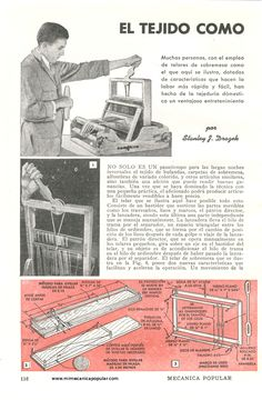 Mi Mecánica Popular - images8nueve/el tejido como diversion marzo 1948-01g