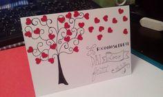 Love Card 25th anniversary
