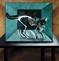 ZOMBIE CAT In 1935, Austrian physicist Erwin Schrödinger developed a cat-killing thought experiment to illustrate his annoyance with one of the oddest features of quantum mechanics...