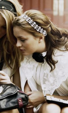 #Blair Waldorf #Leighton Meester