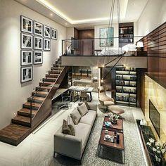 66 Spectacular Loft Interiors from Instagram | The Stylish Man
