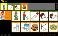 Comunicador Personal Adpatable: sistema de comunicación para personas con problemas graves de comunicación (autismo, trastornos neurológicos, discapacidades motoras, afasias).