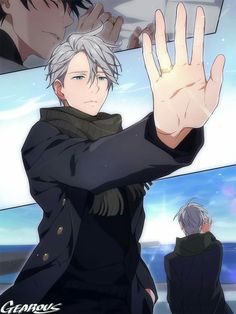Victor   Yuri!!! On Ice (ユーリ!!! On Ice)
