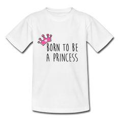 T-shirt enfant PRINCESS Pink Coton BIO Cadeau enfant personnalisé Cadeau bébé personnalisable Coton Bio, Kids Fashion, Mens Tops, Pink, Shirts, Fashion Styles, Junior Fashion, Dress Shirts, Pink Hair