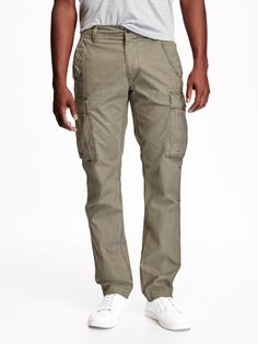 Twill Cargos for Men | Old Navy
