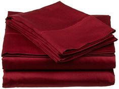Burgundy Solid Duvet Se t. 1 Duvet Cover X Elegant yet durable, their softness is enhanced with each washing. You will relax and enjoy the rich, soft and luxurious feelings of cotton sheets. 100 Cotton Sheets, Cotton Sheet Sets, Duvet Sets, Duvet Cover Sets, Cushion Covers, Flat Sheets, Bed Sheets, King Sheets, Fitted Sheets