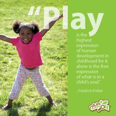 importance of playing outdoor games Importance of outdoor play at preschool excerpted from play, development and early education by johnson, christie and wardle introduction playgrounds are places where children's play can take off and flourish good outdoor play- grounds are large enough and designed in such a way that children's play can come to.