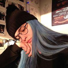 Hair Inspo, Hair Inspiration, Tmblr Girl, Soft Grunge Hair, Sacs Louis Vuiton, Fantasy Hair, Aesthetic Hair, Dye My Hair, Hair Looks