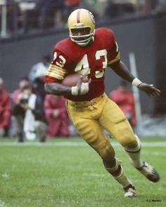 Larry Brown RB Washington Redskins NFL Football