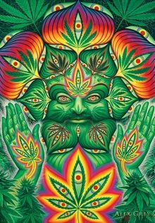 legalizing cannabis may ignite a new spiritual evolution