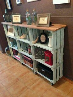 'Crate console