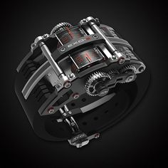 HD3 EXO Concept by Fabrice Gonet, via Behance