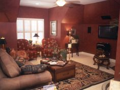 European House Plan Recreation Room Photo - 024D-0060 | House Plans and More