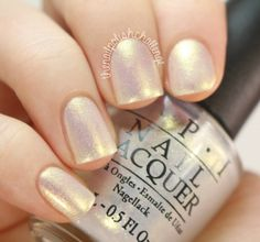 the nail polish challenge: OPI Ski Slope Sweetie Swatch and Review