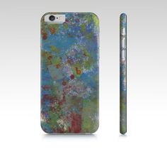 IPhone 6 case, artwork on the go, artwork printed, decorated case, Lexan plastic, slimfit, uv and scratch resistant, patterned IPhone case #etsy
