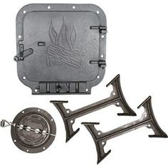 Amazon.com: Vogelzang Barrel Stove Kit, Model# BK100E: Home Improvement