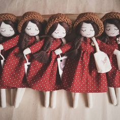 «Custom dolls special for Doll Crafts, Diy Doll, Plush Dolls, Doll Toys, Tilda Toy, Fabric Toys, Sewing Dolls, Waldorf Dolls, Soft Dolls