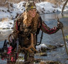 Sola™ Hunting Apparel - love Nicole reeves!