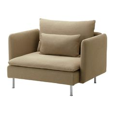 SÖDERHAMN Chair - Replösa beige - IKEA
