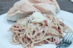 Creamy Bacon Carbonara