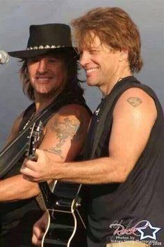Richie & Jon