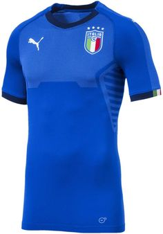 Italia Home Authentic Jersey Soccer Outfits 3f94cccd0